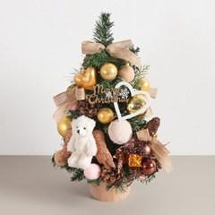 천사곰솔방울 트리 45cmP 크리스마스 미니 TRHMES_(1596600)