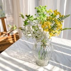 잔잔하고 청초한 안개꽃 조화 5color