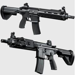 아카데미 M416D 카빈 전동건 17417 서바이벌 비비탄총