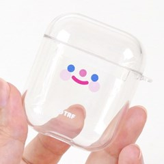 CLEAR RiCO SMILE airpds case
