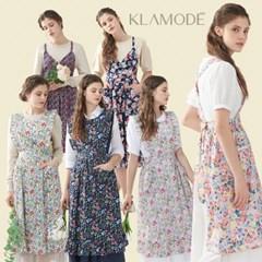 [클라모드] 패션 앞치마 원피스 모음전