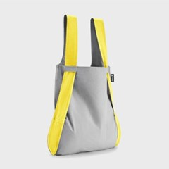 notabag original yellow-grey