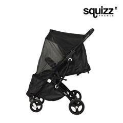 [스퀴즈] Squizz 3 유모차 모기장 (블랙)