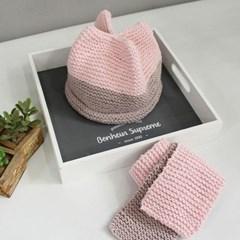 (DIY)하모니 모자와 목도리 만들기(DIY키트)_(1418940)