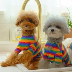 Rainbow Love Top