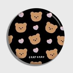 Dot love and bear-black(거울)_(1371361)