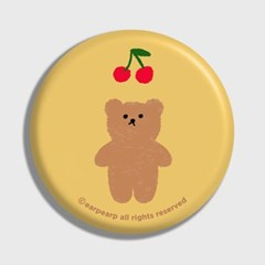Cherry big bear-yellow(거울)_(1371365)