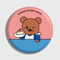 Picnic bear-pink/blue(거울)_(1371373)