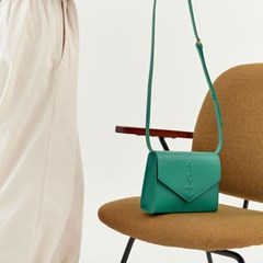 Key Hole Bag_Green