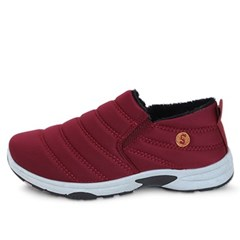 kami et muse Pedding fur sneakers_KM19w132
