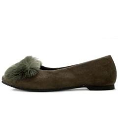 kami et muse Fur top point fur flat_KM19w131