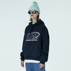 Back logo point hoodie-navy_(1376687)