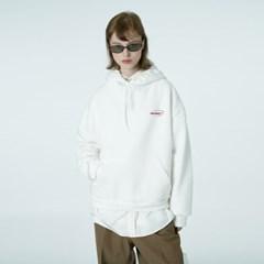 Quarter ellipse logo hoodie-white_(1376678)