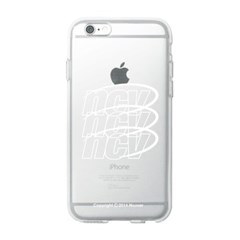 Triple ncv logo case-white(jelly case)_(1376531)