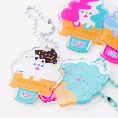 HAPPY SWEETS keyring 5type