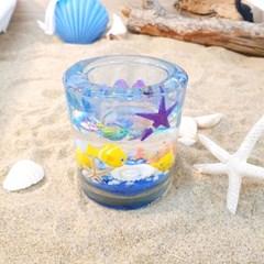 [텐텐클래스] (구리) 언제나 예쁜 바다를 볼 수 있는 바다캔들홀더