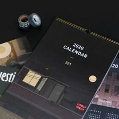 2020 221 벽걸이 캘린더