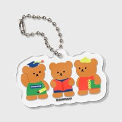 Smart bear friends(키링)_(1373189)