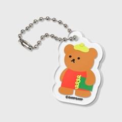 Smart note bear(키링)_(1373191)
