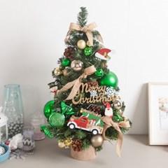 우드자동차솔방울 트리 75cmP 크리스마스 미니 TRHMES_(1596971)