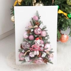 산타곰 캔버스 트리 70cmP 크리스마스 미니 TRHMES_(1596952)