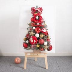 별산타 캔버스 트리 80cmP(이젤증정) 크리스마스 미니_(1596944)