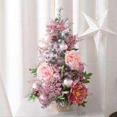 피오니설정스노우 트리 75cmP 크리스마스 미니 TRHMES_(1596927)