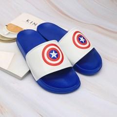 캡틴 아메리카 라인 슬리퍼_(616414)