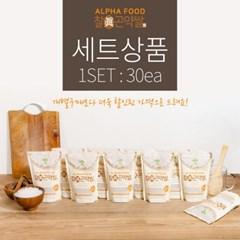 알파푸드 찰곤약쌀 200g x 30개 SET