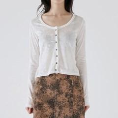 velvet sliky crop blouse (2colors)_(1382418)