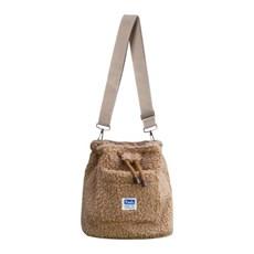 [11/18 예약발송] BUCKET BAG FLEECE (버킷백 플리스) (SB100042)