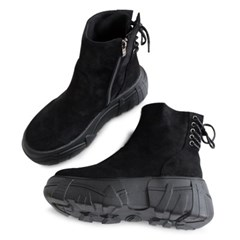 kami et muse Back strap platform ankle boots_KM19w141