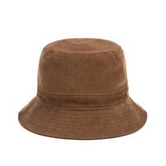 PL CORDUROY BUCKET HAT (beige)