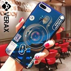 갤럭시S10 5G 홀로그램 카메라 톡 젤리 케이스 P379_(2096646)