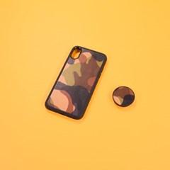 이태리 카모 가죽 케이스 (5색, 아이폰) & 스마트톡