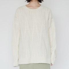 pastel color sweater (3colors)_(1384100)