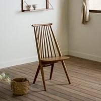 [장미맨숀] 메이 원목 카페 윈저 의자