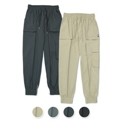 [패키지] (UNISEX)Mild Easy Zip-up Cargo-Jogger Pants