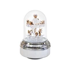 LED 골드 회전목마