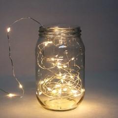 미니 반딧불처럼 빛나는 LED 조명 가랜드