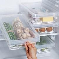 냉장고 다용도 보관함 수납 트레이 야채 과일 채반 정리함