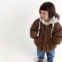디)기획 골덴 통통  아동 점퍼