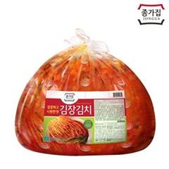 [종가집공식판매몰] 종가집 김장김치10kg/깔끔시원한맛(중부식)