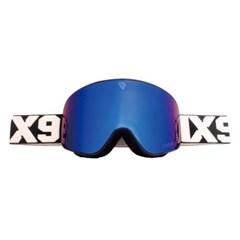 아이엑스나인 IX3pro Black Blue 블랙 블루 스키 보드고글