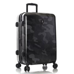 헤이즈 블랙카모 30인치 확장형 캐리어 여행가방