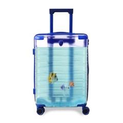헤이즈 엑스레이 26인치 블루 캐리어 여행가방