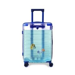 헤이즈 엑스레이 21인치 블루 캐리어 여행가방