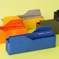 [PACALI] PEN CASE_Horizontal Wide (5 colors)