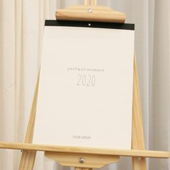 2020 모먼트 벽걸이 달력
