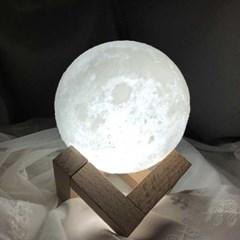 3D 보름달 무드등 수면등 수유등 터치등